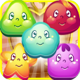 Product Image. Title: Jelly Friend: Match-3 Quest
