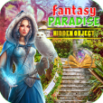 Product Image. Title: Hidden Object Fantasy Paradise
