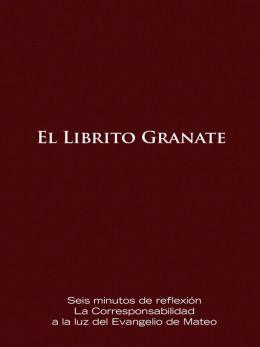 El Librito Granate: Seis minutos de reflexion La Corresponsabilidad a la luz del Evangelio de Mateo
