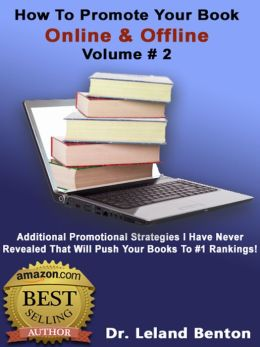 How To Promote Your Book Online & Offline Vol 2