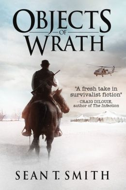 Objects of Wraith - Sean T. Smith