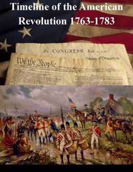 Timeline of the American Revolution 1763-1783