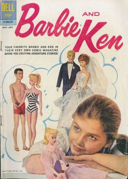 Barbie and Ken Number 1 Comic Book