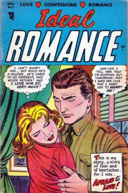 Ideal Romance Number 3 Love comic book