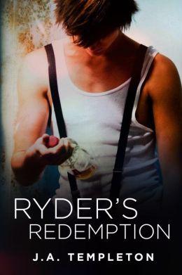 Ryder's Redemption (Badboy Rockers #2)