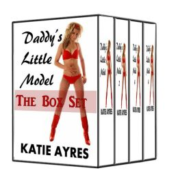 Daddy's Little Model (The Bundle) (Taboo Daddy Erotica)
