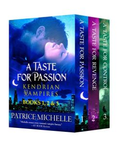Kendrian Vampires Box Set