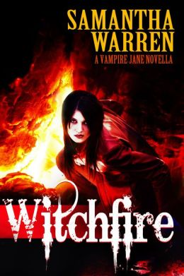 Witchfire (Jane #8)