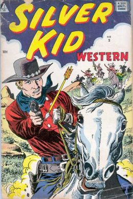 Silver Kid Western Number 1 Comic Book