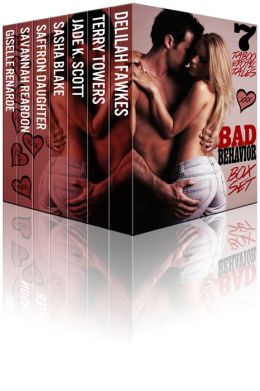 Bad Behavior Box Set: 7 Taboo Erotic Tales