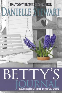Betty's Journal (Piper Anderson Bonus Material)