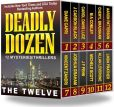 Book Cover Image. Title: Deadly Dozen, Author: Diane Capri