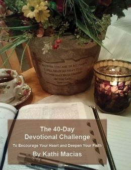 40 Day Devotional Challange