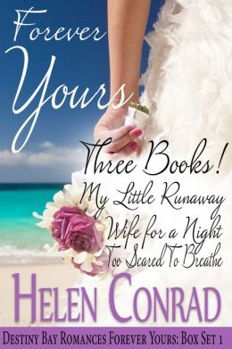 Destiny Bay Romances Boxed Set Vol 1 (books 1 - 3)