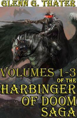 Harbinger of Doom (Three Book Bundle) (Epic Fantasy Series)
