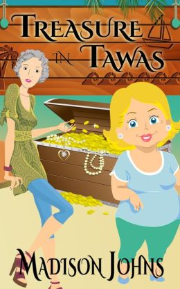 Treasure in Tawas, An Agnes Barton Senior Sleuth/Cozy Mystery