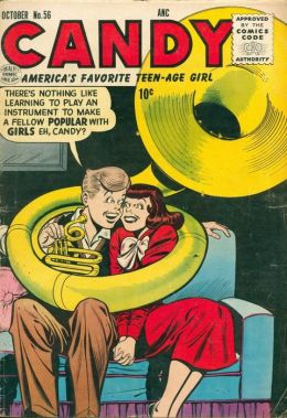 Candy Number 56 Teen Comic Book