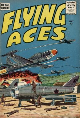 Flying Aces Number 5 War Comic Book