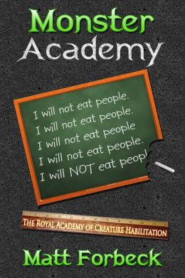 Monster Academy: I Will Not Eat People