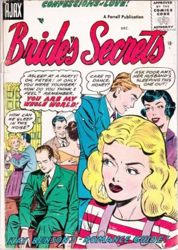 Brides Secrets Number 11 Love Comic Book