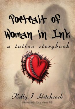 Portrait of Woman In Ink - A Tattoo Storybook