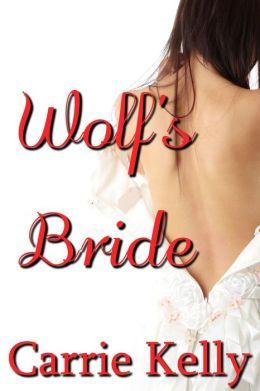 Wolf's Bride (bbw, alpha werewolf)