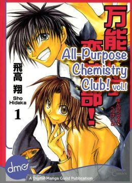 All Purpose Chemistry Club! Vol. 1 (Shojo Manga)