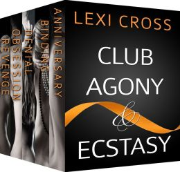 Club Agony & Ecstasy Box Set (BDSM Erotica)