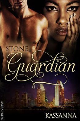Stone Guardian [Interracial Erotic Shifter Romance]
