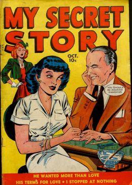 My Secret Story Number 26 Love Comic Book