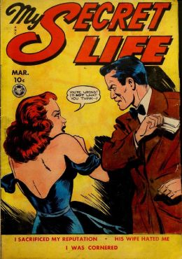 My Secret Life Number 26 Love Comic Book