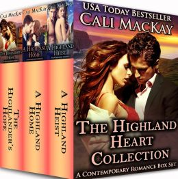 The Highland Heart Collection -- A Contemporary Romance Box Set