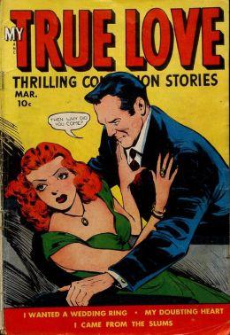My True Love Number 69 Love Comic Book