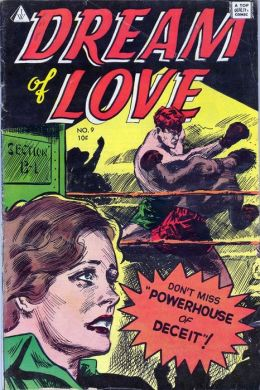 Dream of Love Number 9 Love Comic Book