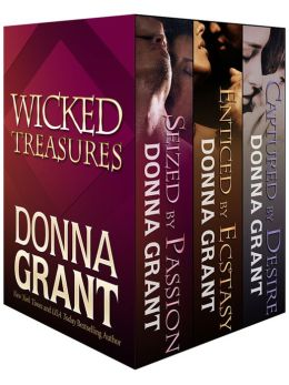 Wicked Treasures Box Set