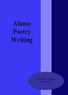 Alamo Poetry Writing
