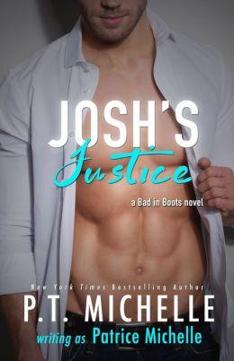 Josh's Justice, Contemporary Western Romance (Book #4)