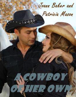 A Cowboy of Her Own (BBW Western)