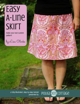 Easy A-Line Skirt: Make Your Own Custom Pattern