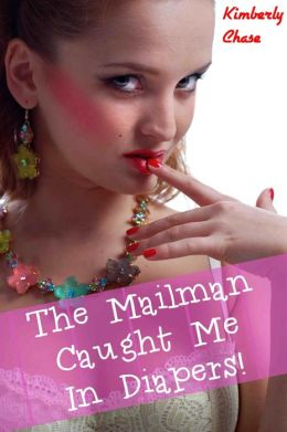 The Mailman Caught Me In Diapers! (ABDL Diaper Age Play)