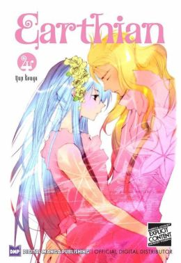 Earthian, Volume 4 (Yaoi Manga)