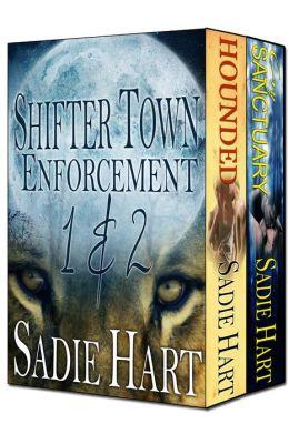 Shifter Town Enforcement Box Set