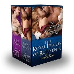 Royal Princes of Ruthenia Box Set