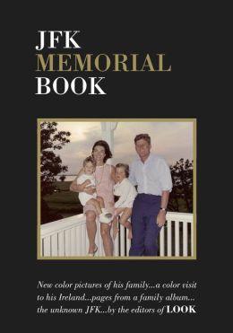 The JFK Memorial Book