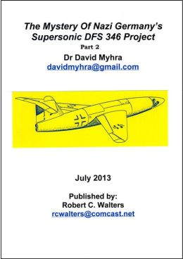 The Mystery of Nazi Germany's Supersonic DFS 346 Project-Part 2