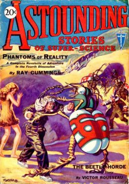 Astounding Stories of Super-Science, January 1930