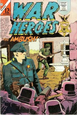 War Heroes Number 20 War Comic Book