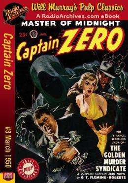 Captain Zero #3 March 1950
