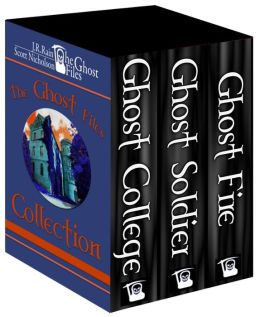 The Ghost Files Boxed Set