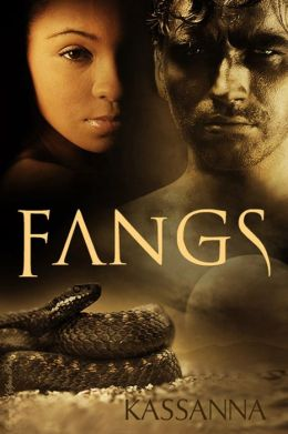 Fangs [Interracial Erotic Shifter Romance]